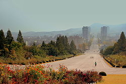 KAESONG CITY DPR KOREA OCT 2012 (8178624603)