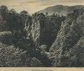 KITLV - 94257 - Demmeni, J. - Karbouwengat (Ngarai Sianok, Kota Bukittinggi) at Fort de Kock - circa 1915.tif