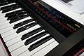 KORG KROSS Music Workstation - left angled - 2014 NAMM Show (by Matt Vanacoro).jpg
