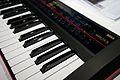 KORG KROSS Music Workstation - left angled - 2014 NAMM Show (by Matt Vanacoro).jpg