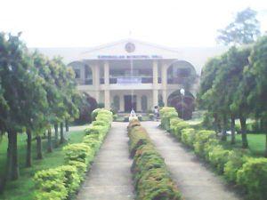 Kadingilan, Bukidnon - Municipal hall