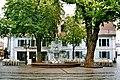 Kaiserslautern, Restaurant St.Martin und Martinsbrunnen.jpg