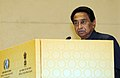 Kamal Nath addressing the plenary session – India's Growth and Development Agenda, at the 12th Pravasi Bharatiya Divas 'Engaging Diaspora Connecting Across Generation', in New Delhi on January 08, 2014.jpg