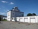 Kamenz airfield tower 2014.jpg