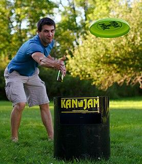 KanJam Flying disc game