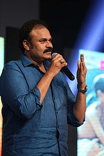 Nagendra Babu Indian actor and producer