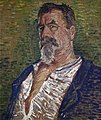 Karl Edvard Diriks - Selvportrett - Nasjonalmuseet - NG.M.00821.jpg