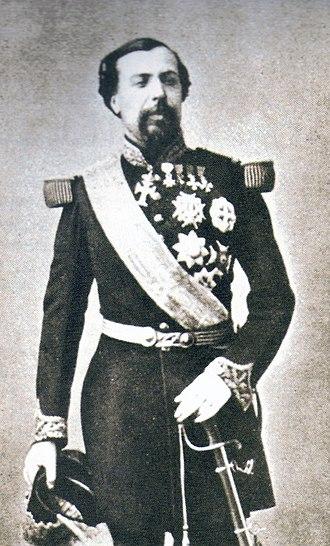 Charles III, Prince of Monaco - Image: Karl III (Monaco)