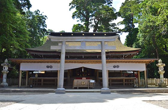 鹿島神宮 - Wikipedia