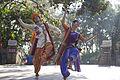 Kathakeerthan Nirupama Rajendra storytellers traditional costume.jpg