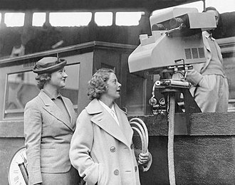Katherine Winthrop McKean - Katharine (Kay) Winthrop (left) and Alice Marble at Wimbledon in 1937