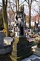 Katowice - Cmentarz przy ul. Francuskiej - Św. Florian 01.jpg