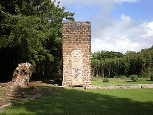 Kauai-old-sugar-mill-Koloa-chimney.JPG