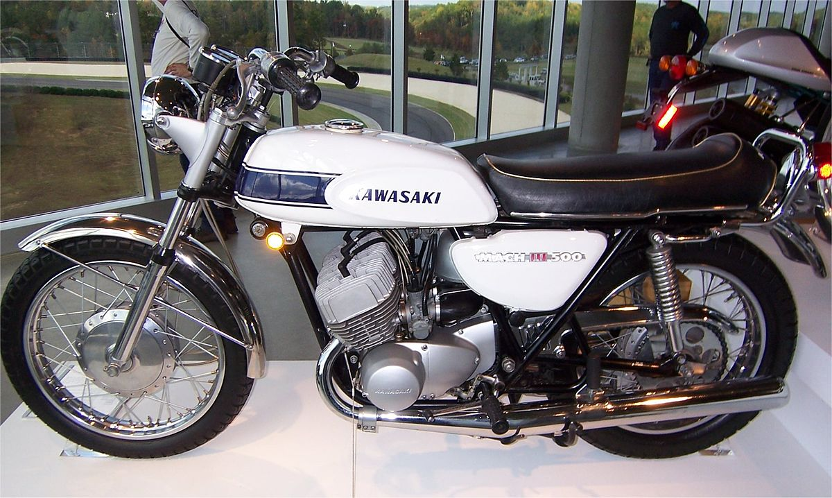 Kawasaki triple - Wikipedia