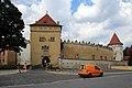 Kežmarok Castle entance 2015 1.jpg