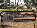 Keenan Lookout (City of Broken Hill) - Taken on the Saturday, 17th July 2010 at 11-01am. - panoramio.jpg