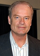 Kelsey Grammer at May 5, 2010 Tony Awards press event, NYC, located at the Millennium Broadway Hotel.