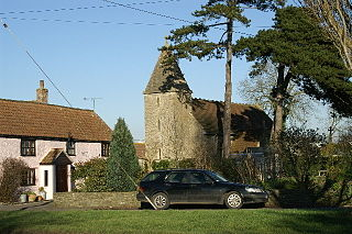 Kenn, Somerset Human settlement in England