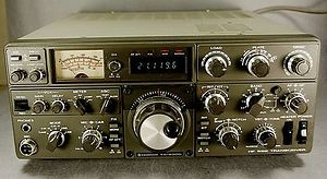 Kenwood Corporation - Kenwood TS-830S transceiver