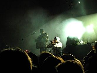 Keny Arkana -  Kenny Arkana in Rennes