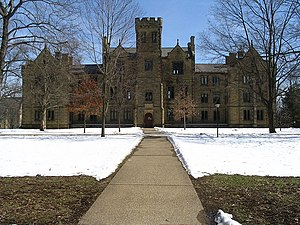 Kenyon College - Ascension Hall of Kenyon College