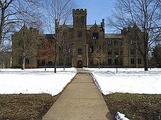 Kenyon College - Ascension Hall of Kenyon College