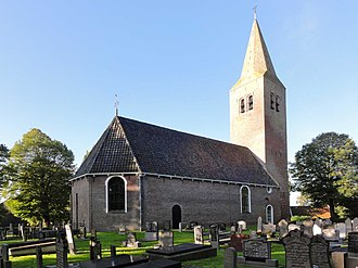 Harich, Friesland - Harich church