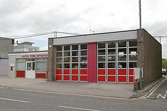 Keynsham - Keynsham Fire Station