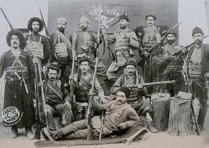 Khanasor Expedition - Image: Khanasor fidai