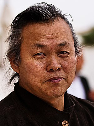 Kim Ki-duk - Image: Kim Ki duk at the 69th Venice International Film Festival (cropped)