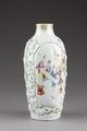 Kinesisk porslinvas från 1735-1795 - Hallwylska museet - 95866.tif