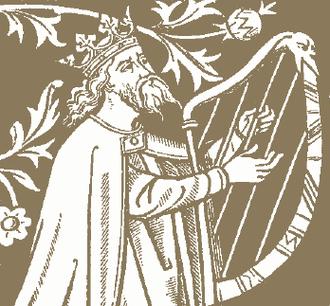 Gregorio (software) - Image: King david gregorio logo