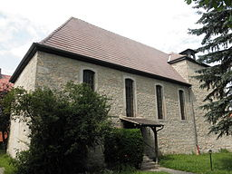 Church in Zimmern (Saale-Holzland-Kreis) in Thuringia