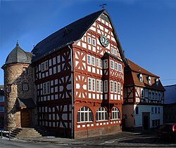 Town hall of Kirchhain