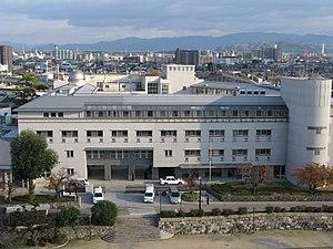 Kishiwada, Osaka - View of Kishiwada