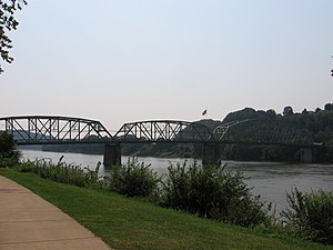 Kittanning, Pennsylvania - Kittanning Citizens Bridge
