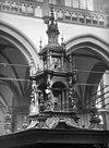klankbord van de preekstoel - amsterdam - 20012508 - rce