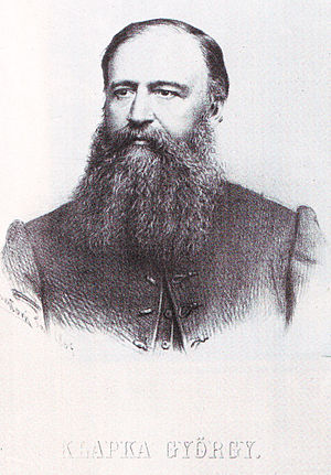 György Klapka - György Klapka
