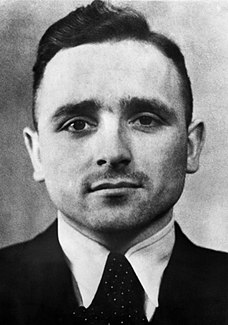 Klaus Barbie 20th-century SS-Hauptsturmführer, soldier and Gestapo member