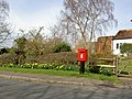 Kneesall village post box - geograph.org.uk - 724534.jpg