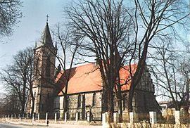 Końskie - Saint Nicholas church - 20090823.jpg