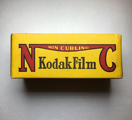 Eastman Kodak Non Curling 116 Film (Expired: 1925) Kodak NonCurling 1925.jpg