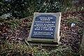 Koenigshoffen cimetière des diaconesses sépulture François Henri Haerter.jpg