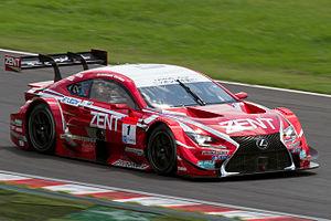 Lexus RC - Lexus RC F GT500 Team ZENT Cerumo