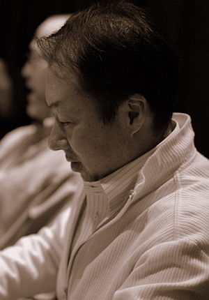 The Legend of Zelda - Koji Kondo, the series' original composer and current sound director, in 2007