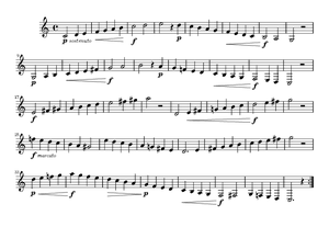 Partitura wikipedia la enciclopedia libre for Casa piano cotizacion
