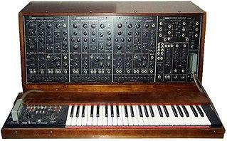 Korg PS-3300 polyphonic analog synthesizer, produced by Korg