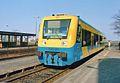 Koscierzyna train station (31.3.2007) SA 109 006.jpg