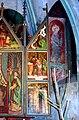 Kostel sv. Jakuba - interiér, Libušino nám., Libiš, okr. Mělník, Středočeský kraj 25.JPG