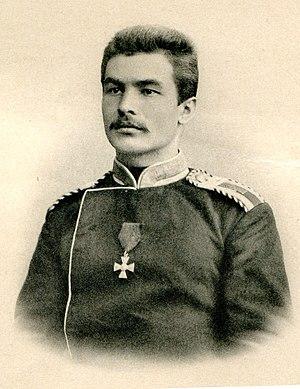 Kozlov, Piotr Kuz'mich